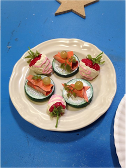 Prop Hors d'oeuvres