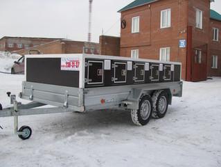 Изготовление минифургона для перевозки собак
