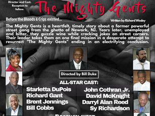 A Special Reading to Help The Vision Theater and Leimert Park Arts District in Los Angeles