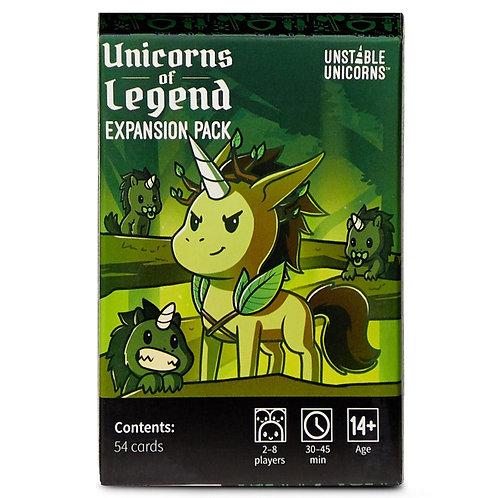 Unstable Unicorns: Unicorn of Legend Expansion