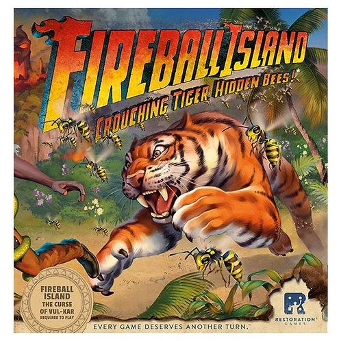Fireball Island: Crouching Tiger