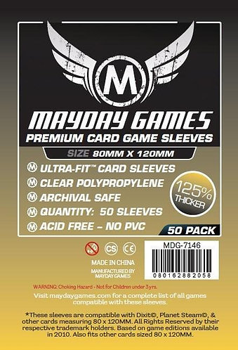 Micas Dixit Premium (80x120) - Mayday