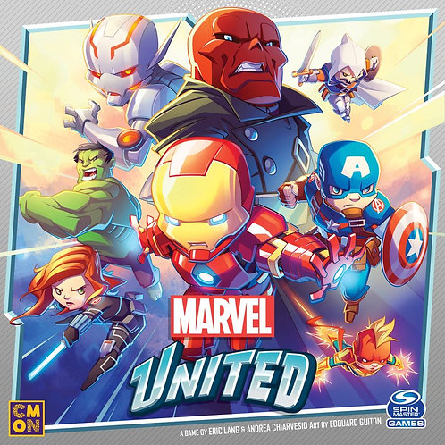 Marvel United Infinity (Kickstarter)