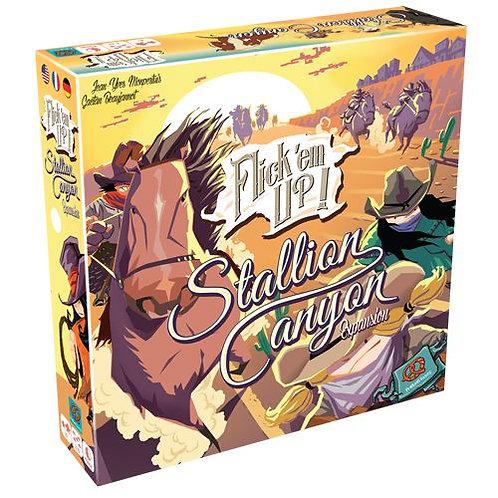 Flick'em Up: Stallion Canyon Expansion