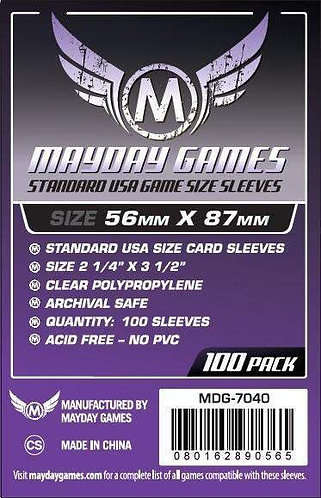 Micas Standard USA (56x87) - Mayday