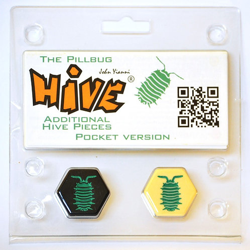 Hive: The Pillbug Pocket Expansion
