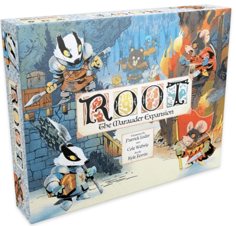 Root: The Marauder Expansion (Kickstarter)