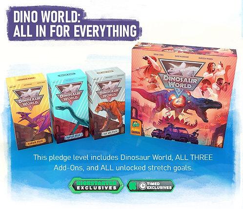 Dinosaur World: All-in Bundle (Kickstarter)