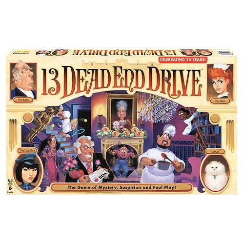 13 Dead End Drive / La Herencia de la Tía Agatha