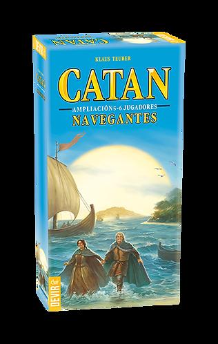 Catan: Navegantes expansión 5-6 jugadores
