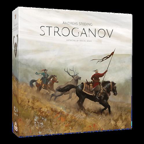 Stroganov Deluxe (Kickstarter)