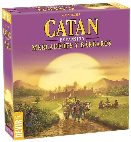 Catan: Mercaderes y Bárbaros