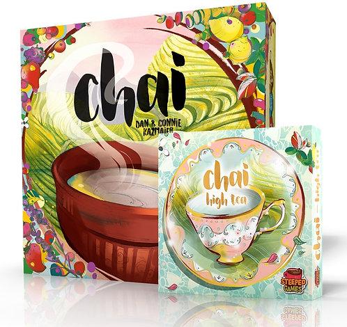 Chai Deluxe + High Tea Expansion (Kickstarter)