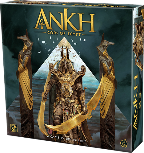 Ankh: Gods of Egypt Eternal (Kickstarter)