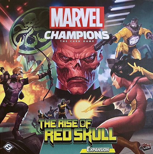 Marvel Champions LCG: The Rise of Red Skull Exp