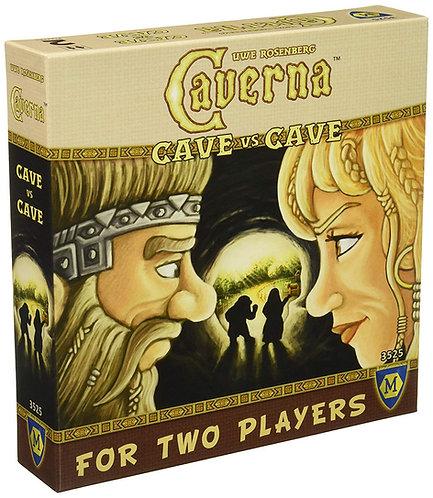 Caverna: Cave vs Cave (Ding & Dent)