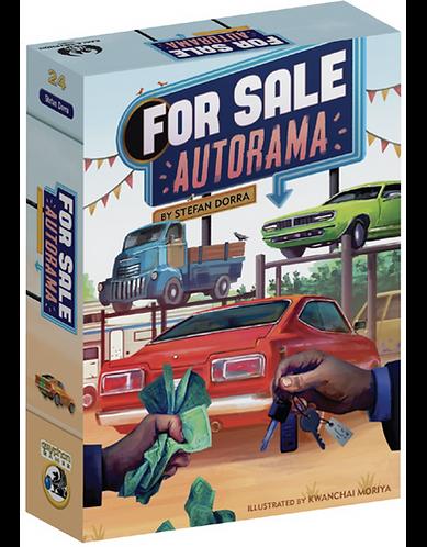 For Sale Autorama!