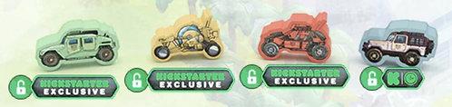 Dinosaur World: Jeeples (Kickstarter)