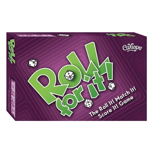 Roll For It: Purple Edition