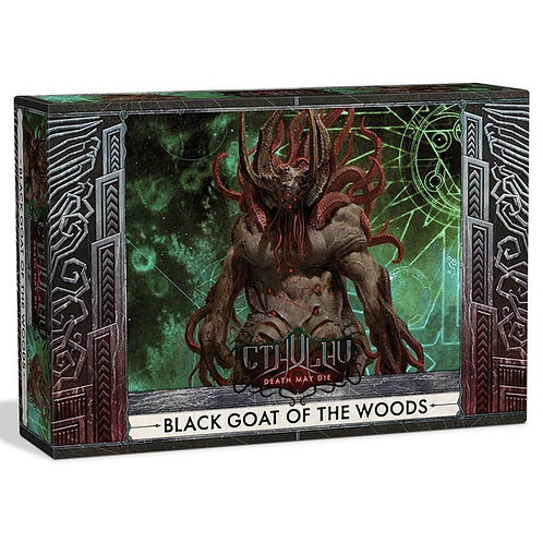 Cthulhu: Death May Die The Black Goat of the Woods