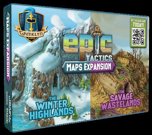 Tiny Epic Tactics: Maps Pack