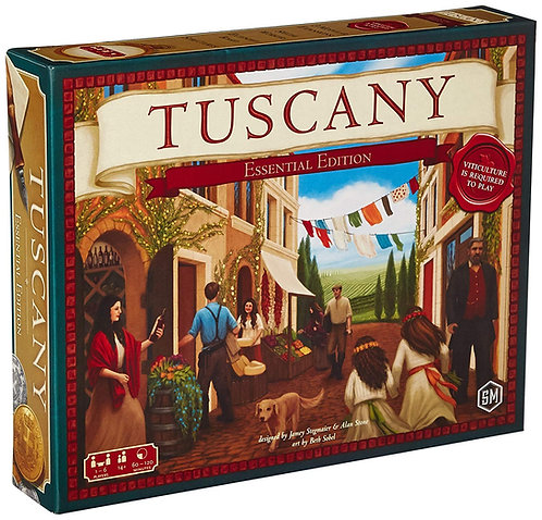 Viticulture: Tuscany Expansion