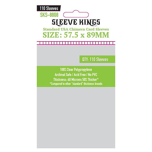 Micas USA Chimera (57.5x89) - Sleeve Kings