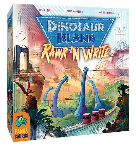 Dinosaur Island: Rawr 'n Write (Kickstarter)
