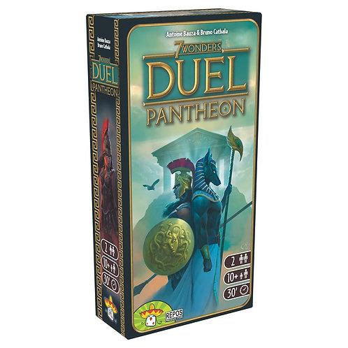 7 Wonders Duel: Patheon Expansion