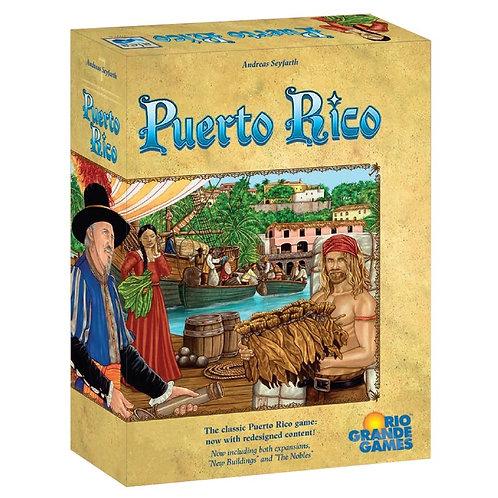 Puerto Rico: Deluxe Edition