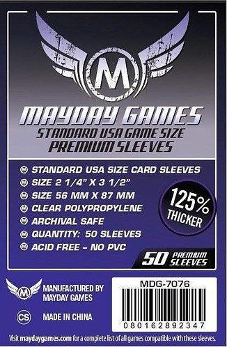 Micas Standard USA Premium (56x87) - Mayday