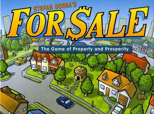 For Sale! Edición de Viaje