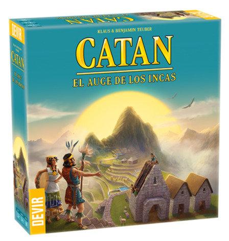 Catan: El Auge de los Incas
