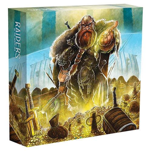 Raiders of the North Sea: Collectors Box + Promo