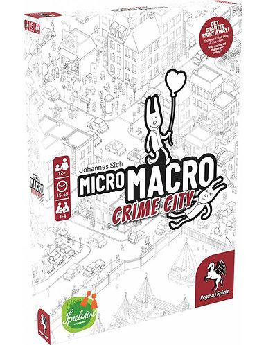 MicroMacro: Crime City (Pre-venta)