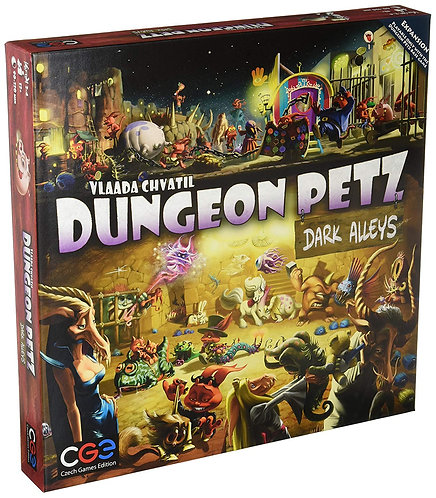 Dungeon Petz: Dark Alleys