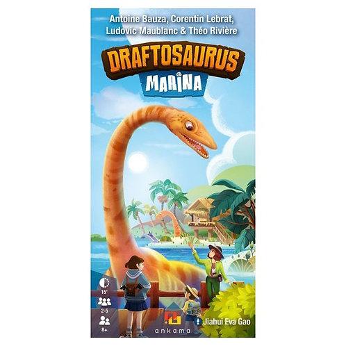 Draftosaurus: Marina Expansion