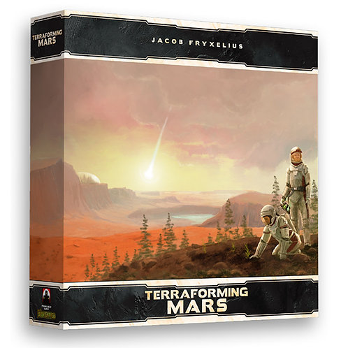 Terraforming Mars: Small Box