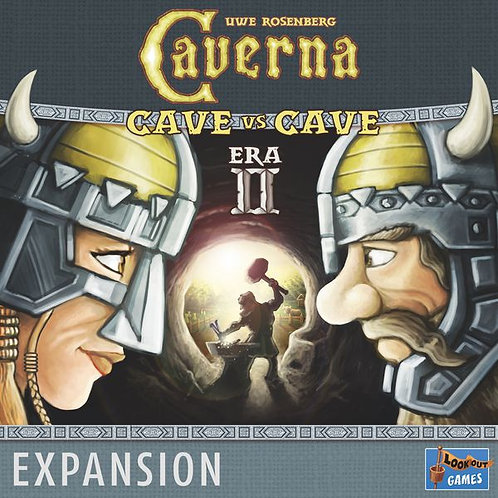 Caverna: Cave vs Cave 2nd Era Expansion