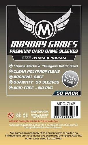 Micas Space Alert Premium (61x103) - Mayday