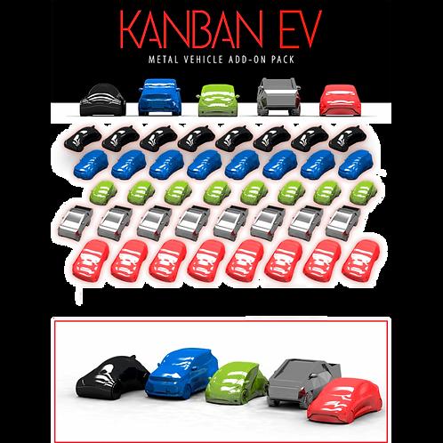 Kanban EV: Carros Metálicos (Kickstarter)