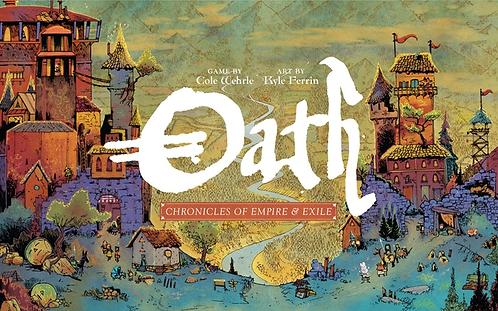 Oath: Chronicles of Empire & Exile (Kickstarter)