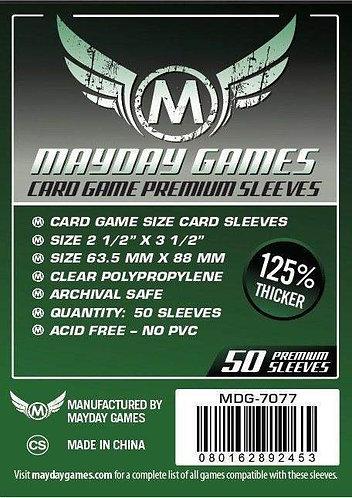 Micas Standard Premium (63.5x88) - Mayday