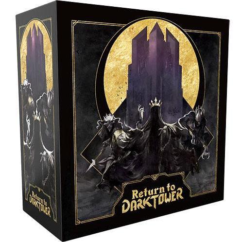 Return to Dark Tower: Charge the Tower (Kickstarter)