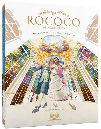 Rococo Deluxe+ Edition y Monedas