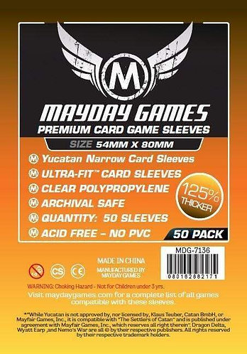 Micas Yucatán Premium (54x80) - Mayday