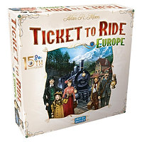 Ticket to Ride: Europe 15th Anniversary Ed.