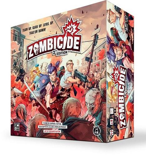 Zombicide: 2nd Edition Reboot (Kickstarter)
