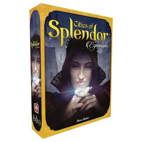 Splendor: Cities of Splendor Expansion