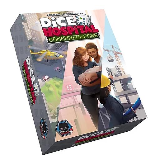 Dice Hospital: Community Care (Kickstarter)